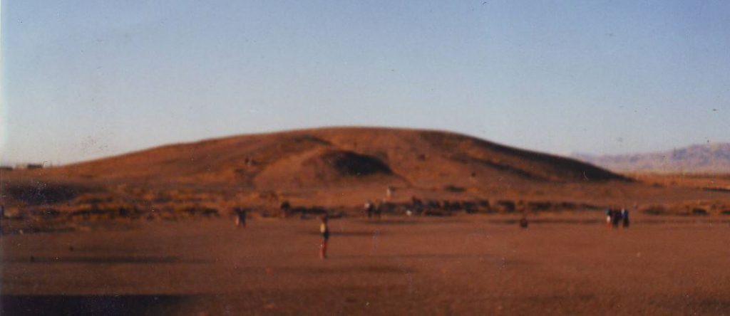 تصویر قدیمی تپه باستانی اقبالیه